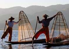 Myanmar - Highlights of Myanmar including Inle Lake