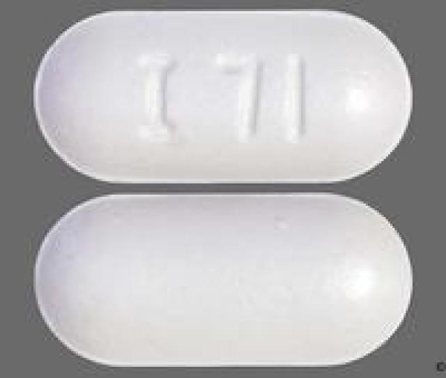 White Oblong Tablet I 71 Bupropion Hydrochloride 300mg Extended Release Xl Tablet