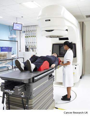 Hình ảnh: Máy xạ trị LINAC