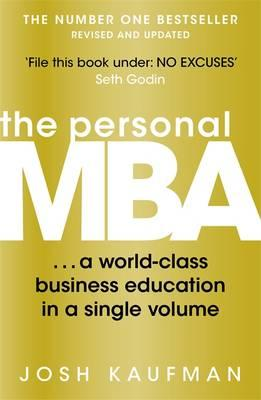 Photo Proventure | The Bookshelf | Business and Reference | The Personal MBA - Josh Kaufman