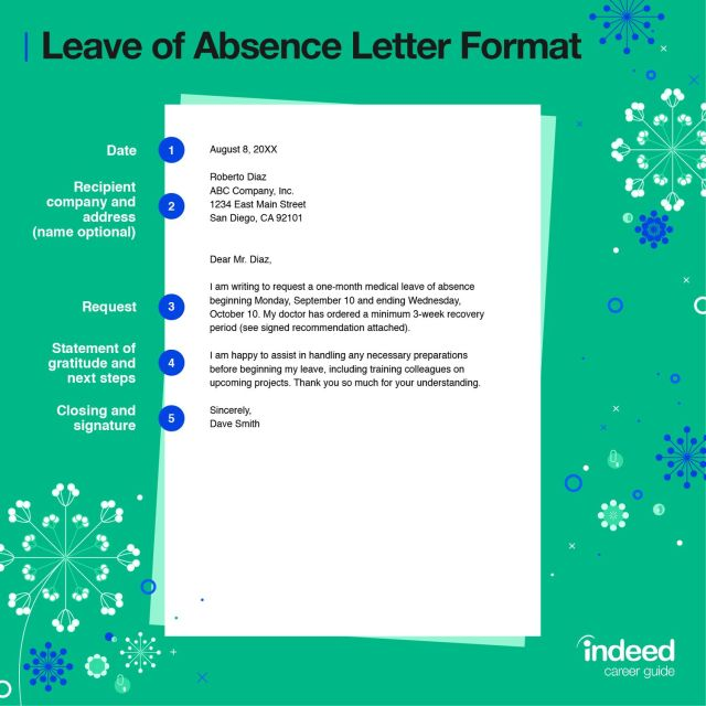 How to Ask for a Leave of Absence  Indeed.com