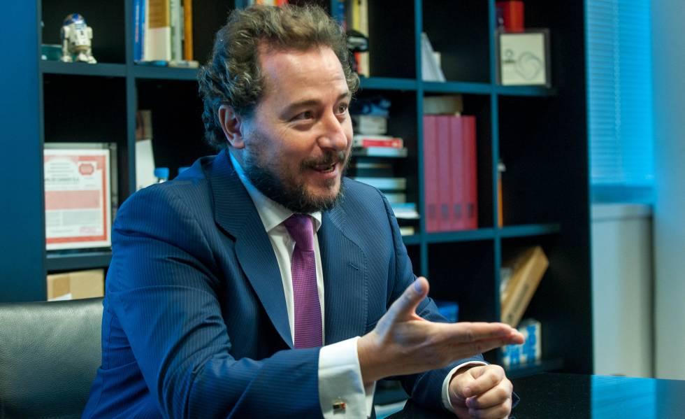 """Jacinto Rey: """"En construcción no hay que perder el objetivo de ganar dinero"""""""