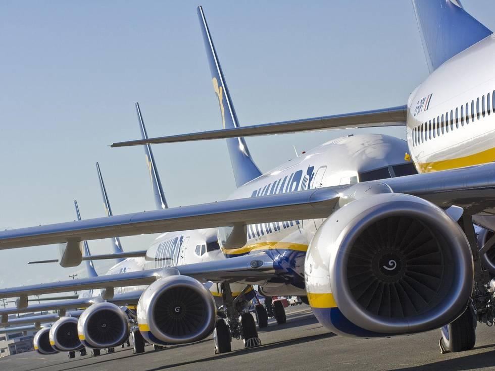Los pilotos de Ryanair buscan el apoyo del Gobierno español en su pulso con la empresa