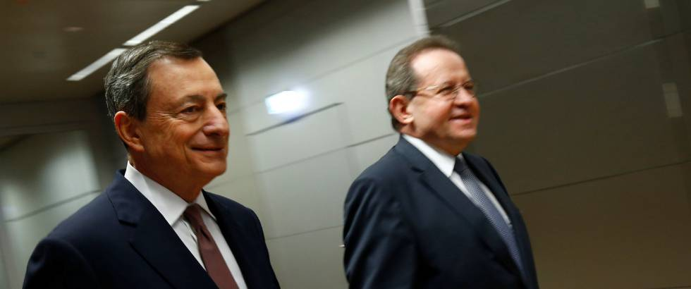 El tándem Weidmann y Guindos para el BCE