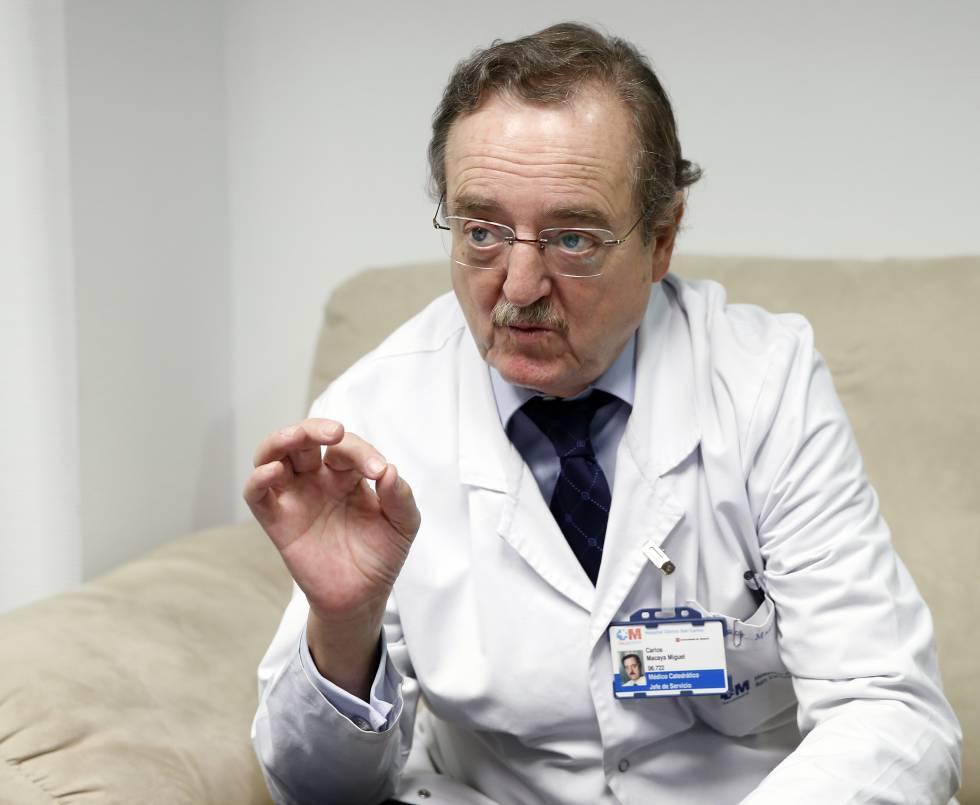 """Carlos Macaya: """"La obesidad está aumentando las cardiopatías en España"""""""