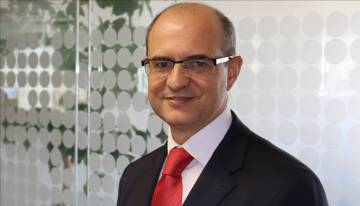 Javier Valle, futuro director general de VidaCaixa.