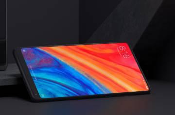 Nuevo 'smartphone' insignia de Xiaomi, el Mi MIX 2S.