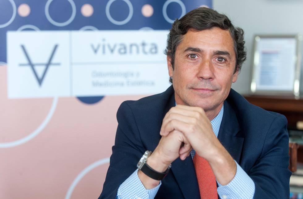 Juan Olave, CEO de Vivanta.