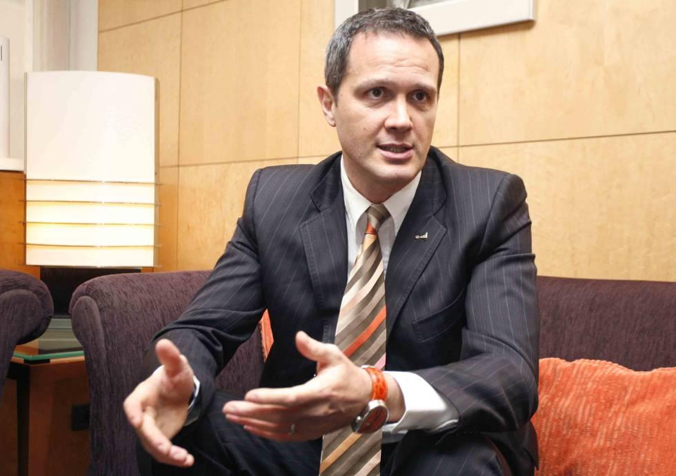 Massimo Doris, consejero delegado de la banca Mediolanum.
