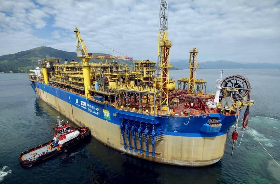 Instalaciones para el sector de petróleo y gas natural offshore.