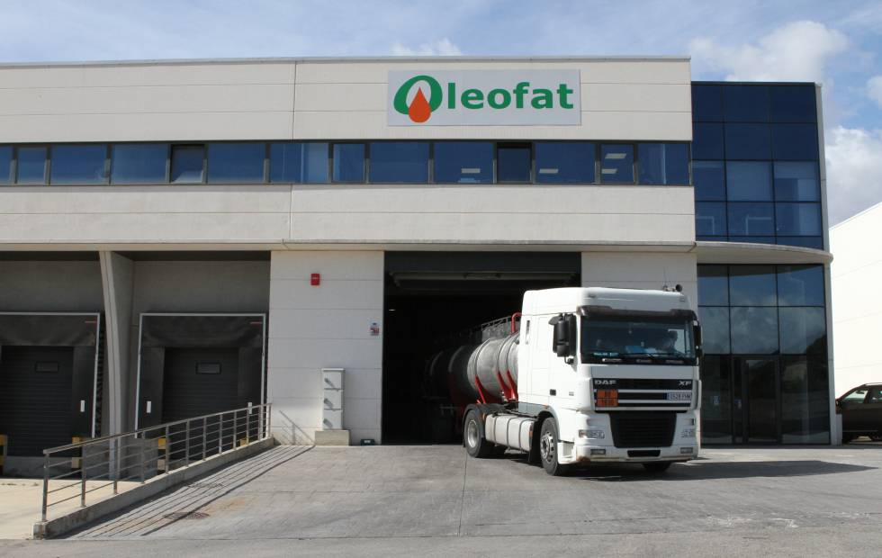 Oleofat