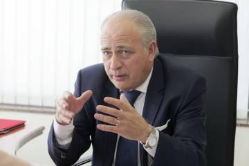 Celso López, presidente de Bestile Cerámicas.
