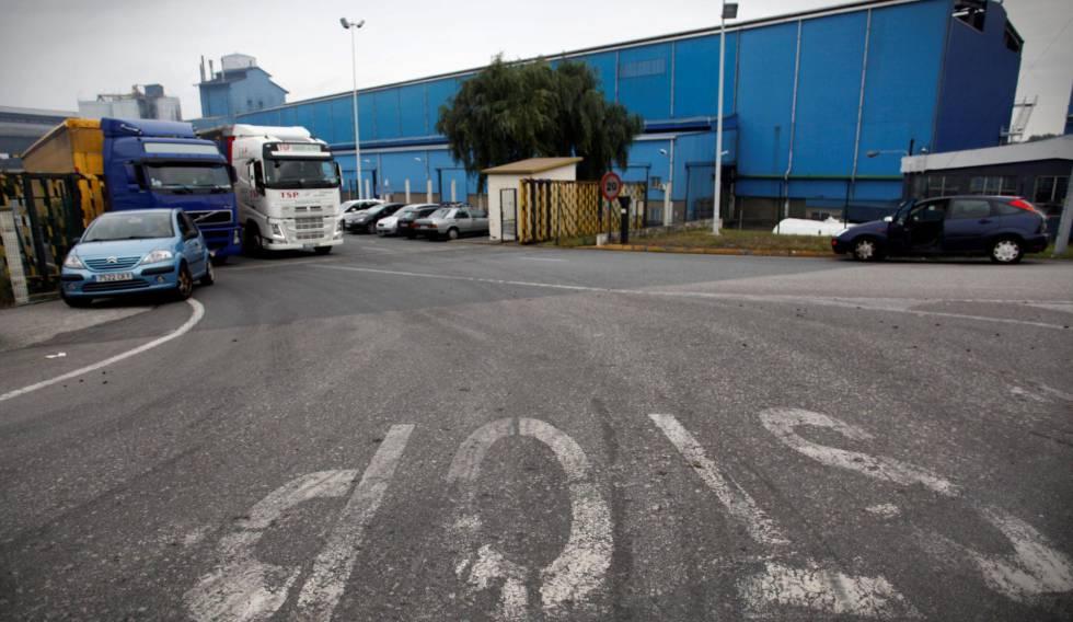 Factoria de Alcoa en A Coruña.EFECabalar