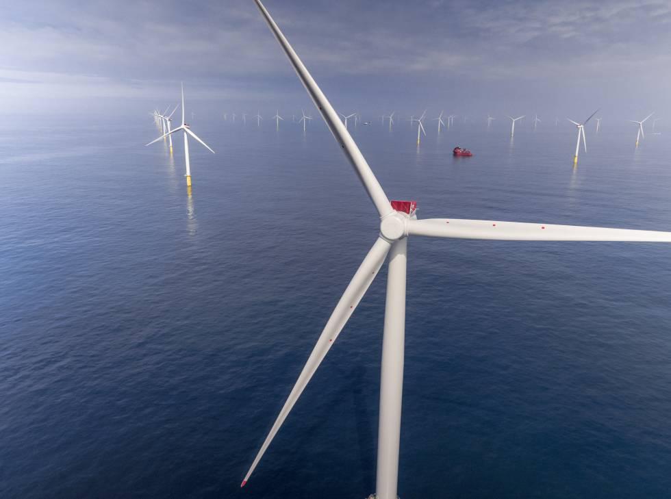 Siemens Gamesa offshore