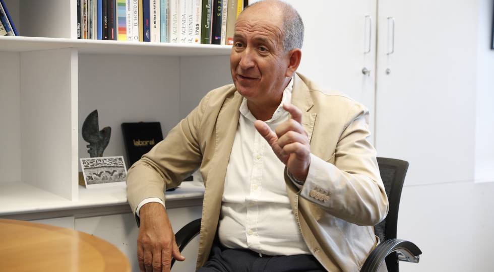 Juan del Río, consejero delegado de VivaGym