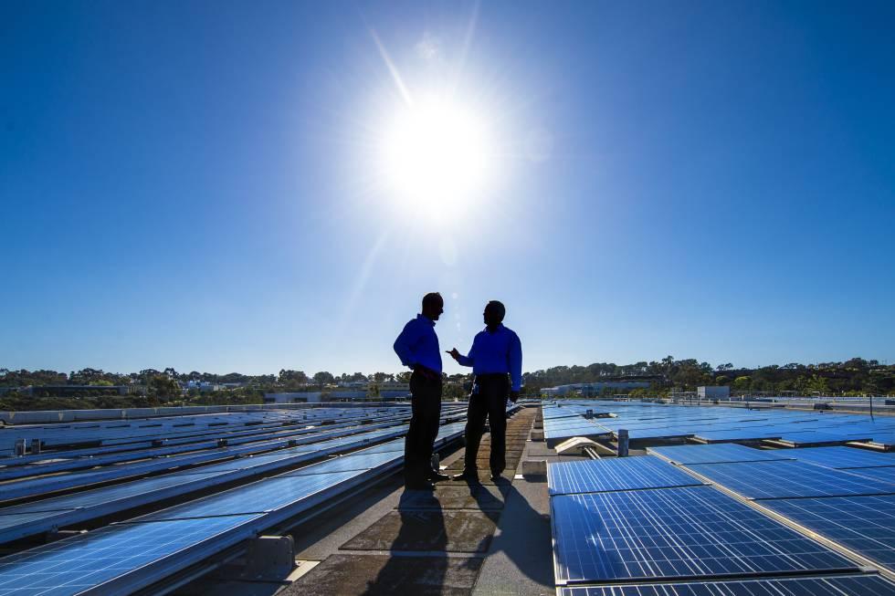 La industria renovable, a máxima potencia