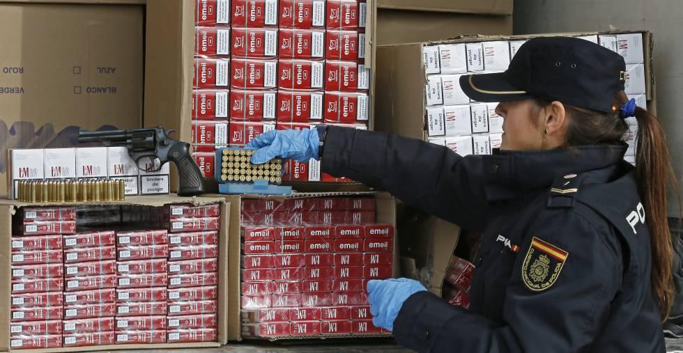 La venta ilícita de tabaco cae a su menor cuota desde 2010