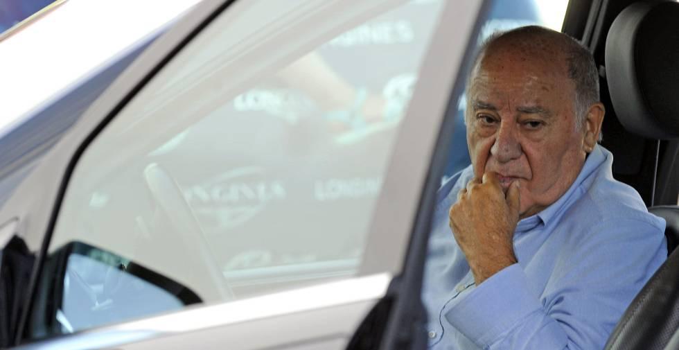 Amancio Ortega dona 90 millones a siete residencias de mayores