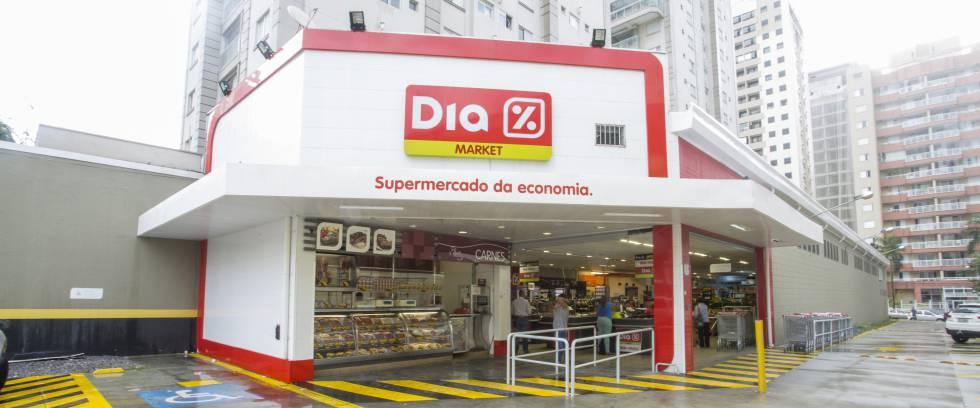 Supermercado Dia en Brasil