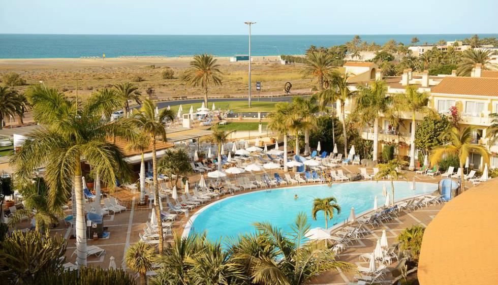 Buganvilla Hotel & Spa en Fuerteventura