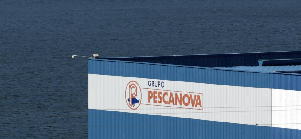 Fábrica de Nueva Pescanova