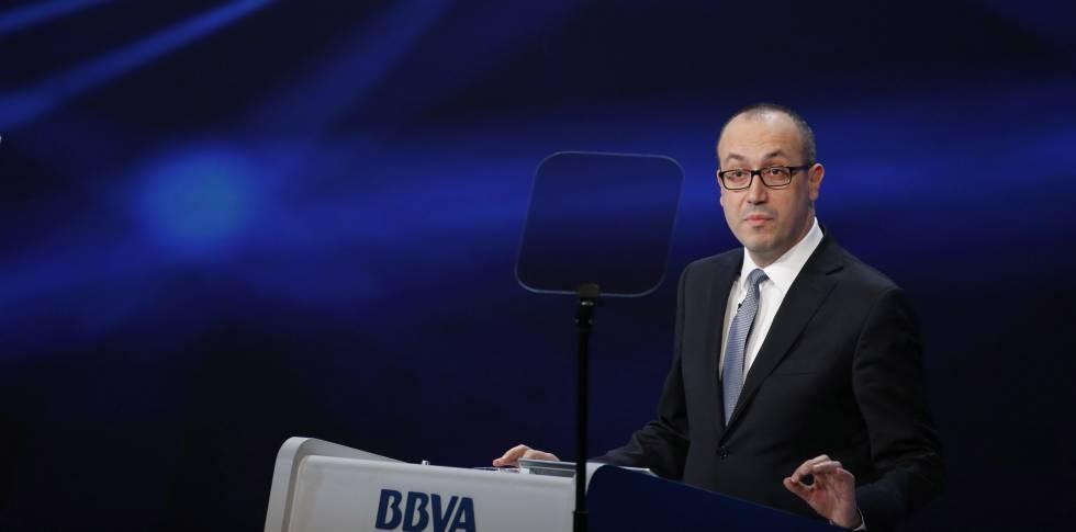 Onur Genç, consejero delegado de BBVA