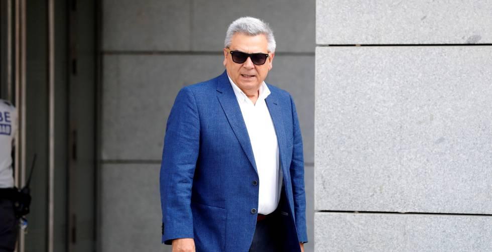 El excomisario general de Policía Judicial Julio Corrochano