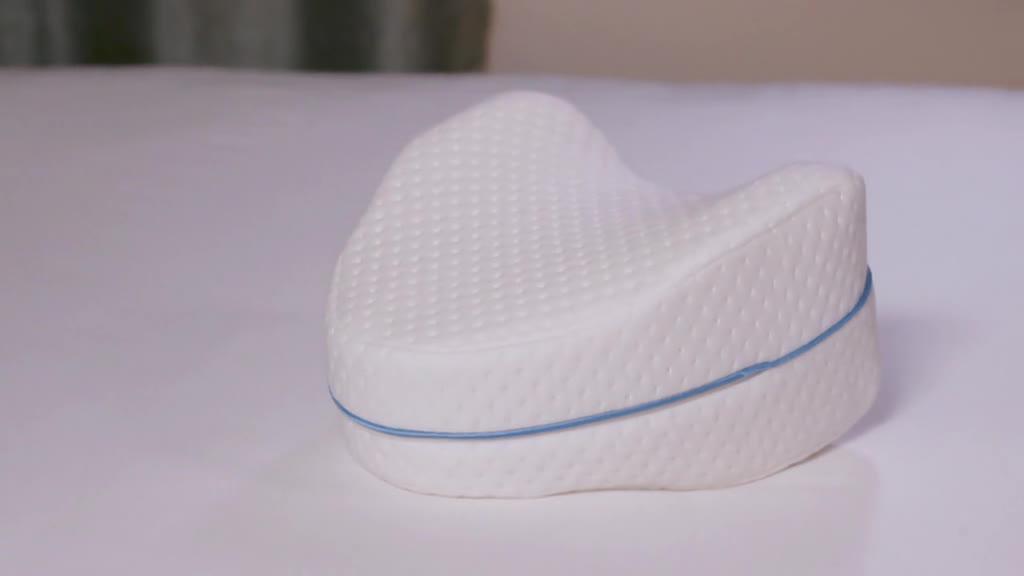 contour legacy leg pillow qvc uk