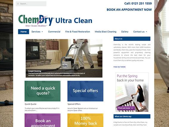 Websites-Chemdry