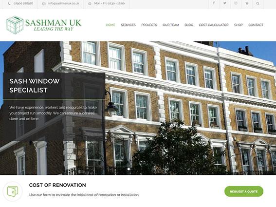 Websites-Sashman