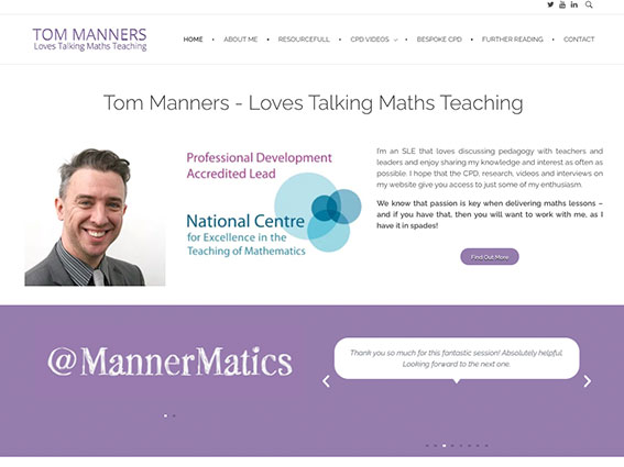 Websites-Tom-Manners