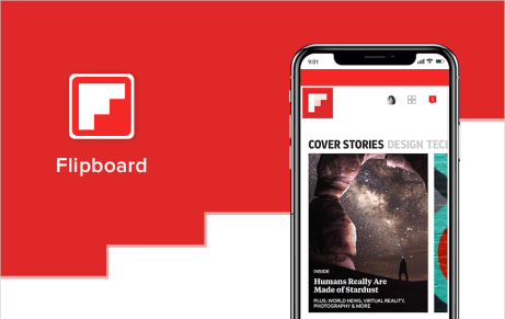 Flipboard App: Get Personalized News On The Go