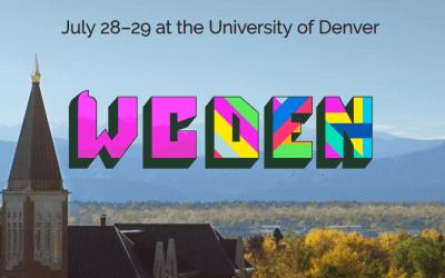 Presenting at WordCamp Denver 2018