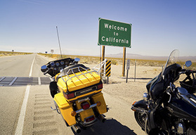 Route 66 self drive motorcycle tour - Victorville