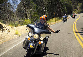 Route 66 self drive motorcycle tour - Los Angeles