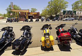 route 66 USA guided motorcycle tour