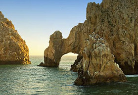 Baja California guided motorcycle tour, Mexico