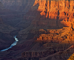 Las Vegas National Park self drive motorcycle tour - Grand Canyon