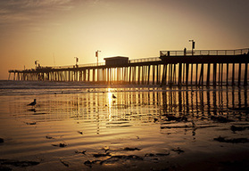 Western Highlights 2 self drive motorcycle tour - Pismo Beach