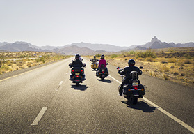 Southwest Summer Special self drive motorcycle tour - Williams