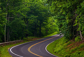 New Hampshire self-drive motorcycle tour, Manchester
