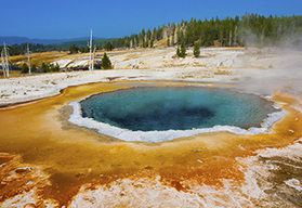 Canadian Rockies and Yellowstone Park Guided Motorcycle Tour, Cody