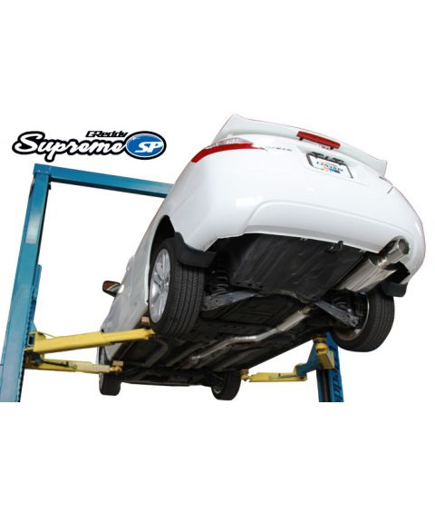2006 2011 honda civic si coupe greddy supreme sp cat back exhaust system