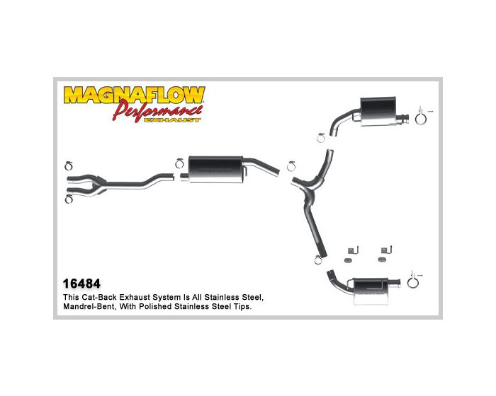 https www drivenbystyle com 2009 2010 dodge challenger 3 5l v6 stainless cat back dual exhaust uses oem tips 45936 html