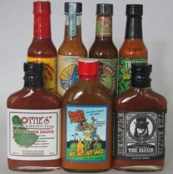 Caribbean Sauces
