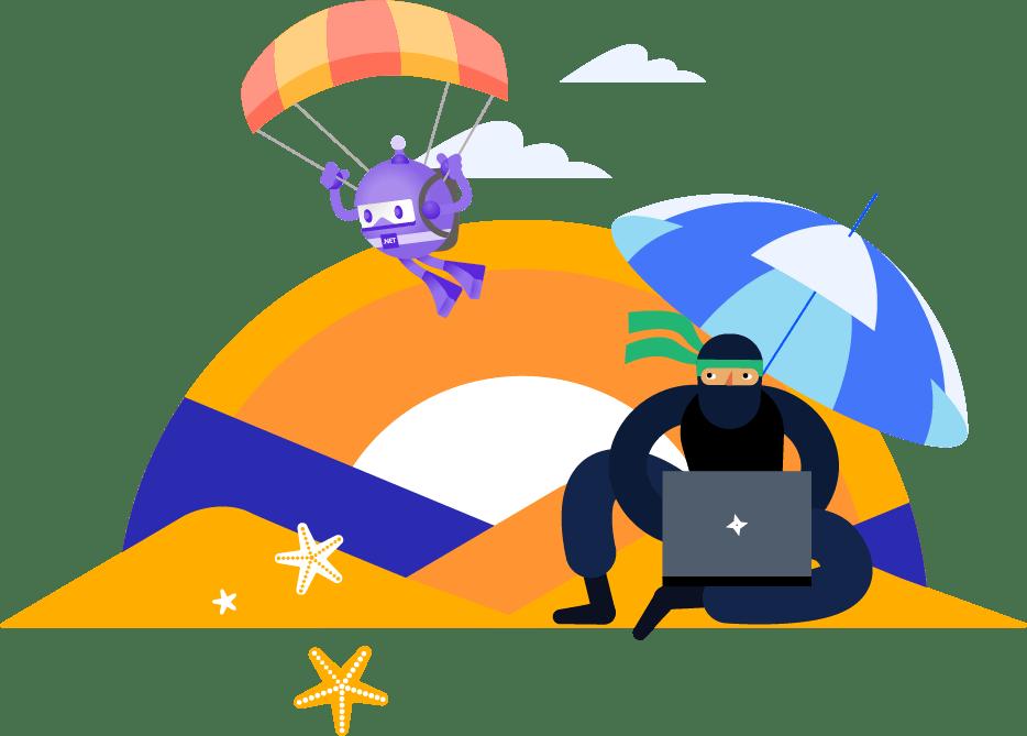 .NET MAUI et Telerik UI