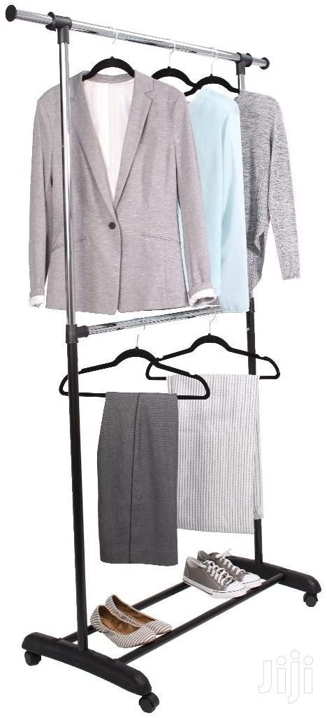 mainstays adjustable rolling garment