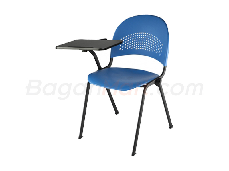 Myanmar Furnitures Chairs With Attached Desk Student