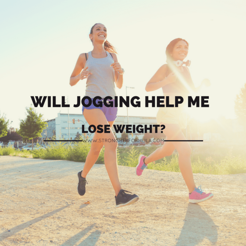 Will jogging help me lose body fat