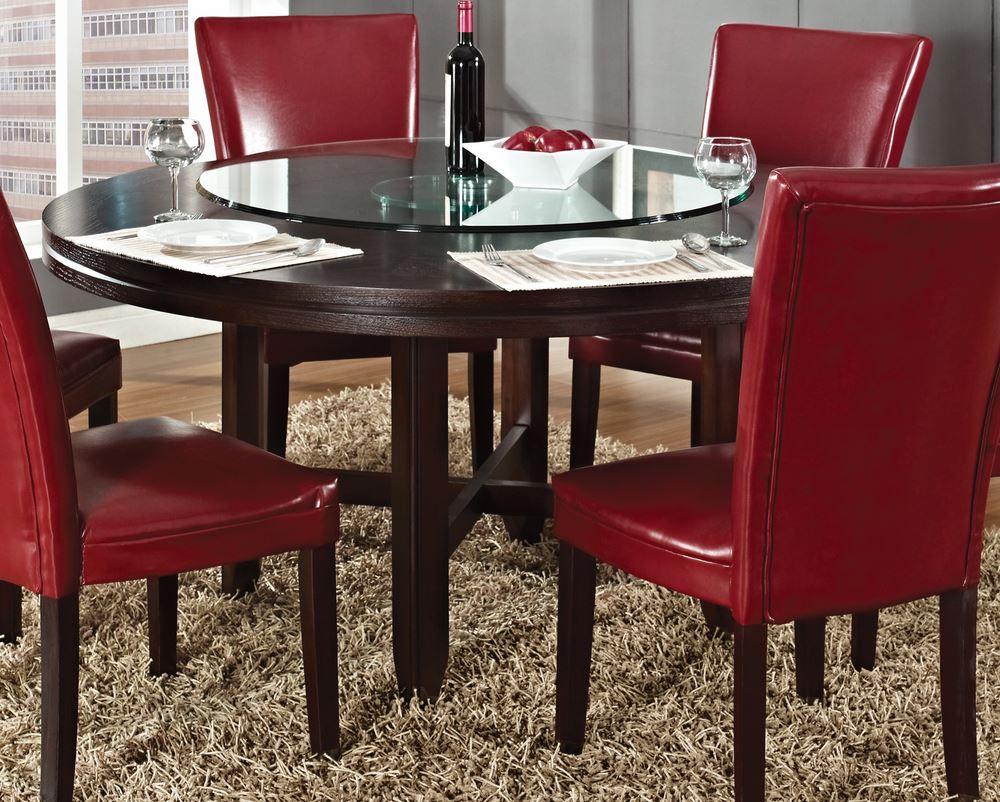 round hartford dining table in oak efurnituremart home decor interior design discount. Black Bedroom Furniture Sets. Home Design Ideas